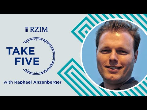 Become Willing to Trust God  Raphael Anzenberger  TAKE FIVE  RZIM