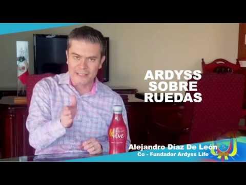Ardyss Sobre Ruedas