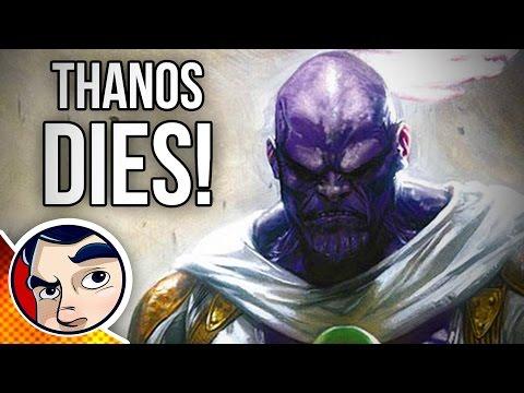 Annihilation : Death of Thanos - Complete Story | Comicstorian - UCmA-0j6DRVQWo4skl8Otkiw