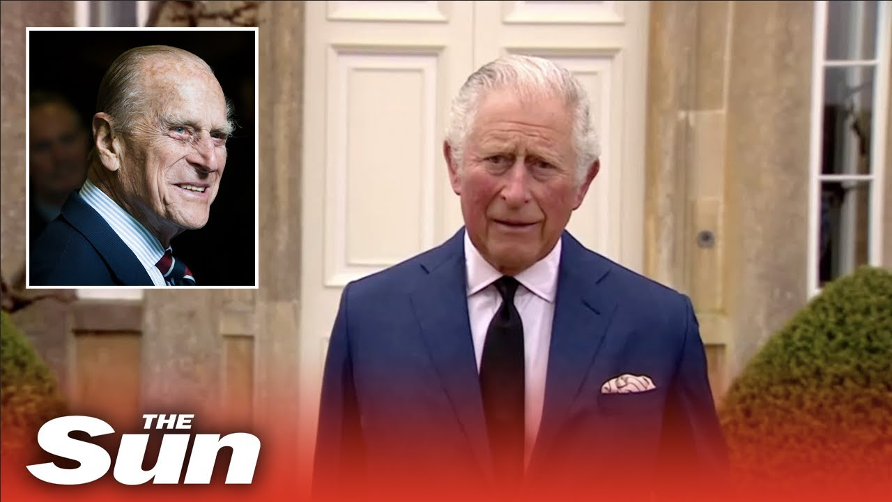 Prince Charles reveals he misses 'dear papa' 'enormously' in emotional statement