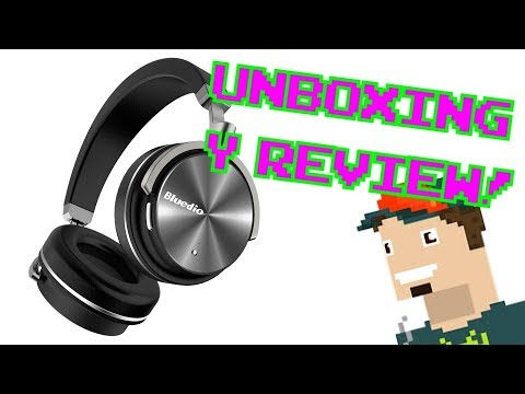 Bluedio T4 || UNBOXING & REVIEW