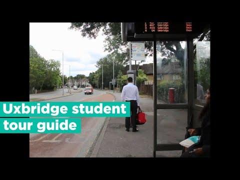 Uxbridge tour | #DiscoverBrunel