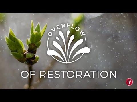 Overflow of restoration  Louis Kotz