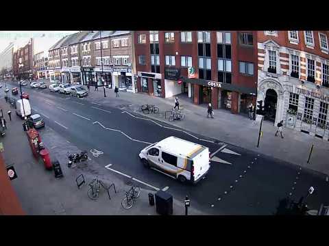 New Y-cam Outdoor HD Pro demo footage