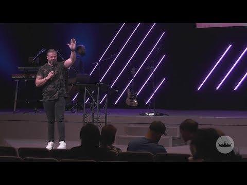 Opening the Door to Revival (MESSAGE)