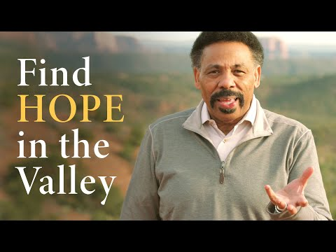 Find Hope In The Valley - Tony Evans