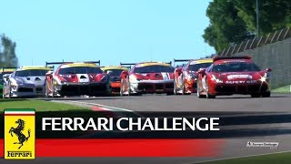 Ferrari Challenge Europe – Imola 2017, Coppa Shell Race 1