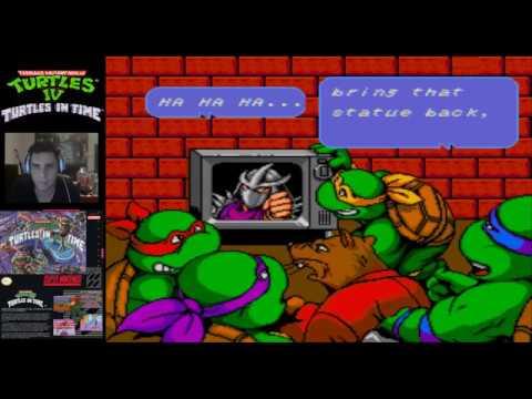 Tortugas ninja IV