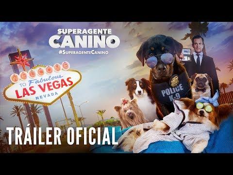 SUPERAGENTE CANINO. Tráiler Oficial HD en español. En cines 22 de junio.