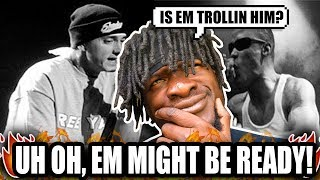 Eminem Goes At Canibus In New Song?