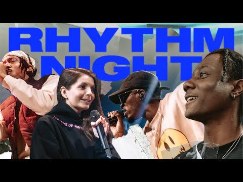 Invisible Inc.  Rhythm Night  Elevation YTH  Gina McCauley
