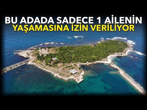 Karadeniz'in Büyük Adasını 70 Yıldır Balıkçı Aile Koruyor