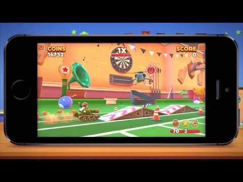 Joe Danger Infinity trailer