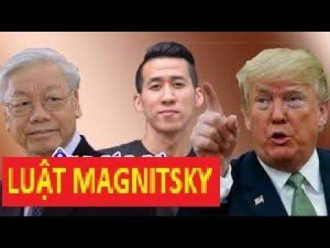 Vụ William Nguyễn _ lãnh đạo VN có thể vướng vào luật Magnitsky Mỹ