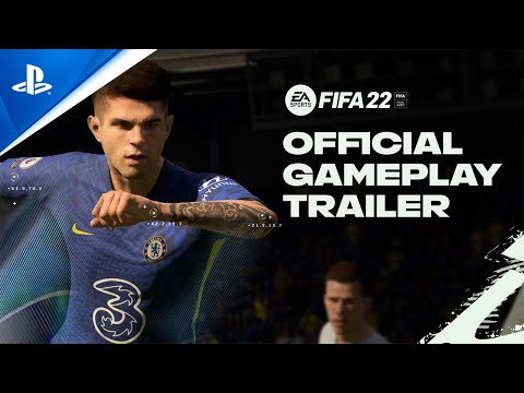 FIFA 22 - Official Gameplay Trailer | PS5, PS4