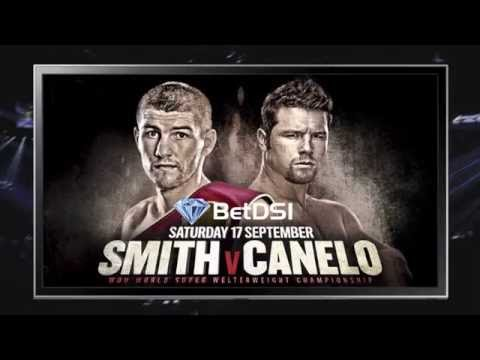 Boxing Odds | Liam Smith vs Canelo Alvarez Fight Predictions