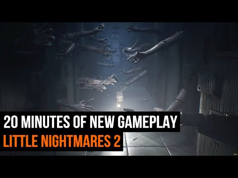 20 Minutes of New Little Nightmares 2 Gameplay