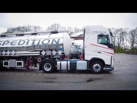 Volvo Trucks - Trucking as a lifestyle - together with Volvo FH (Volvo FH 25 years)