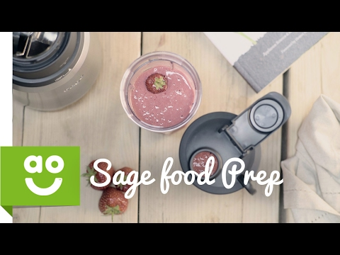 Sage By Heston Blumenthal The Boss To Go BPB550BAL Smoothie Maker | ao.com