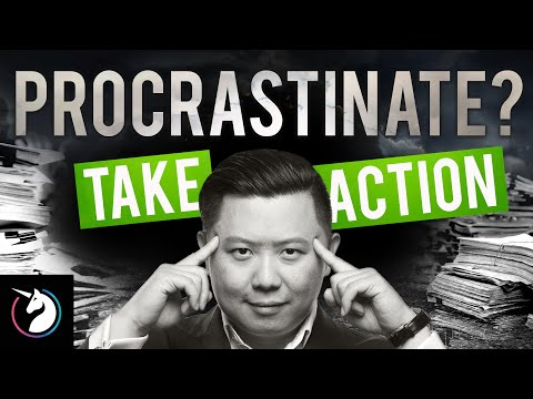 How To Stop Procrastinating and Take ACTION photo