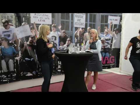 Heta stolen: Anna Lena Sörenson (s), riksagsledamot och vice ordförande i socialutskottet