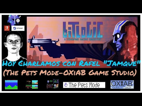 "Hoy Charlamos con Rafel ""Jamque"" (The Pets Mode-OXiAB Game Studio)"
