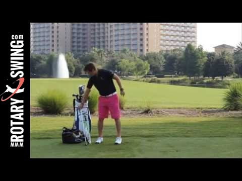 Online Golf Instruction Video: Using the wrists effectively