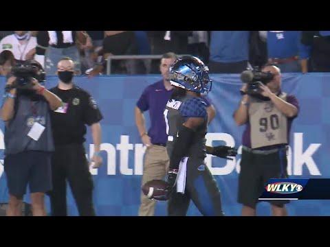 Kentucky football preparing for SEC showdown at Georgia