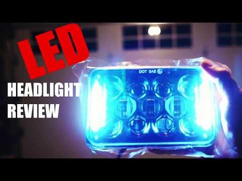 Osram 4x6 LED Headlight Review & Test Drive - UCKWDFJxCN8duB7RLh3ejPQw