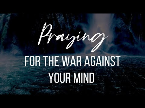 Have you been mentally bombarded in this season? // Quick prayer over you