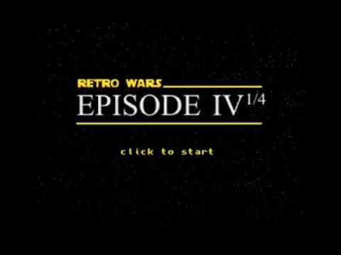 RetroWars english preview