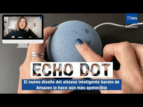 Echo Dot (2020): el nuevo diseño del altavoz inteligente barato de Amazon lo hace aún más apetecible