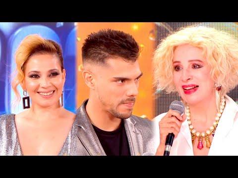 Las palabras de Nacha Guevara sensibilizaron a Tyago Griffo y Lissa Vera tan cerca de la gran final