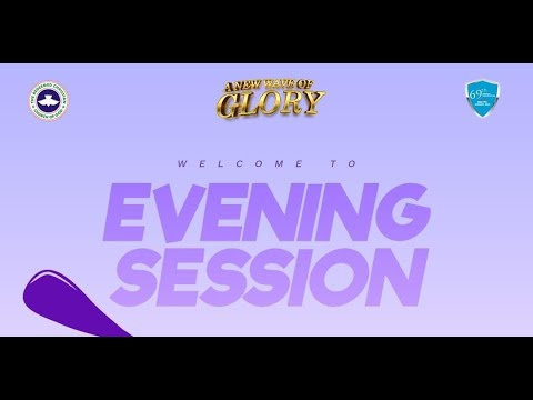 RCCG HOLY GHOST CONVENTION 2021 - DAY 2 EVENING SESSION SESSION