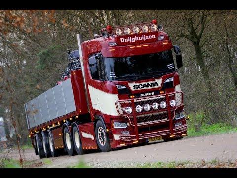 Scania S730 Duijghuizen