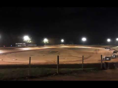 Ararat Thunder Raceway (BROLS Top 6 Shotout) 9-17-21 - dirt track racing video image
