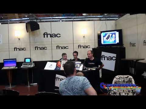 Presentación Fnac Alicante Recuerdos de Commodore