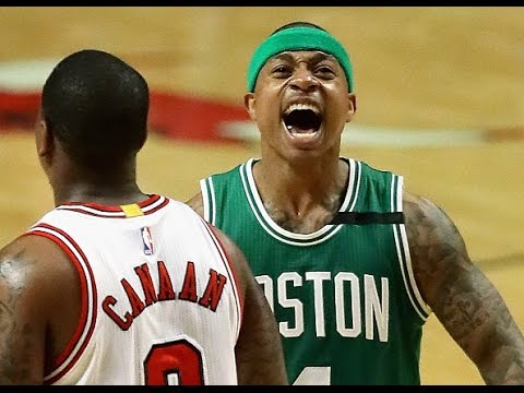 Relive The Celtics? Comeback From Down 0-2!