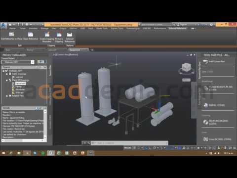 Explore las nuevas funcionalidades de AutoCAD P ID y AutoCAD Plant 3D