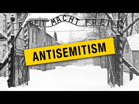 Can We Stop Rising Anti-Semitism & the Coming Holocaust?