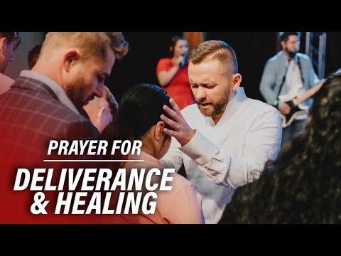 Prayer for Deliverance and Healing