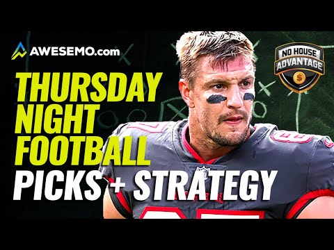 No House Advantage DFS Strategy   Thursday Night Football Week 1 Buccaneers vs. Cowboys 9/9