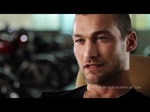"""""""Be Here Now"""" -- The Andy Whitfield Story Feature Documentary Kickstart Video, by Lilibet Foster - UCPEgWEt4Z4pbg6iFvBxSx4w"""
