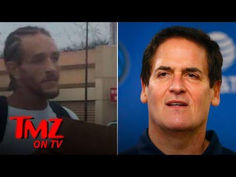 Mark Cuban Picks Delonte West Up At Gas Station, Ex NBA Player Enters Rehab   TMZ TV