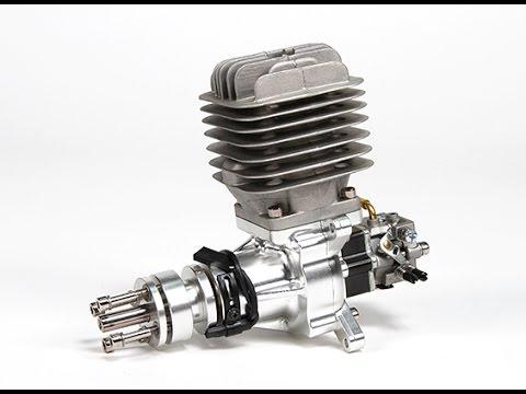 Hobbyking Unboxing Turnigy TR-55cc Gas Engine - default