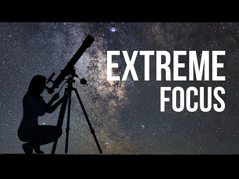 Extreme Focus - Joe Joe Dawson