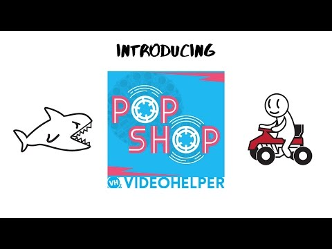 Introducing VH058 - POPSHOP