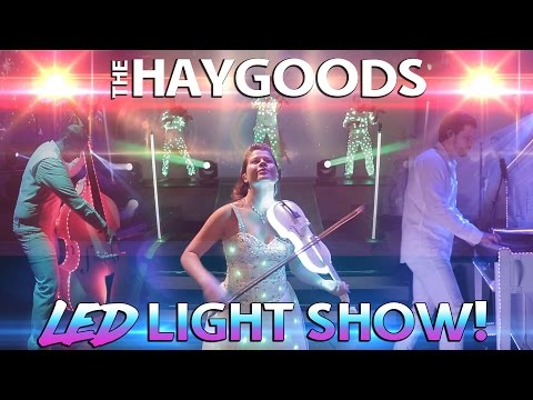 The Haygoods Amazing Christmas LED Light Show | Branson Missouri