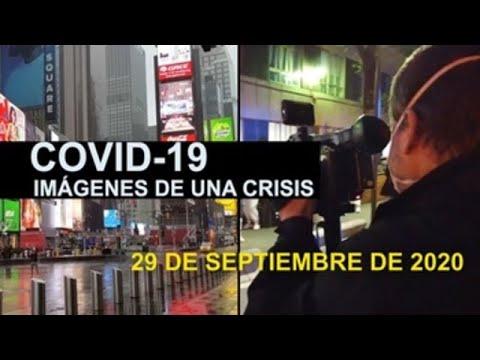Covid19 Imagenes de una crisis en el mundo 29 de septiembre