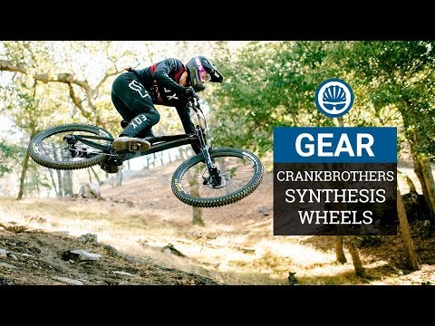 Crankbrothers 'Tuned' Wheelset | We Meet The Makers of Synthesis